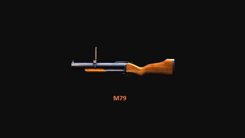 Pistol Granat M79