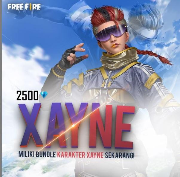 Bundle Xayne