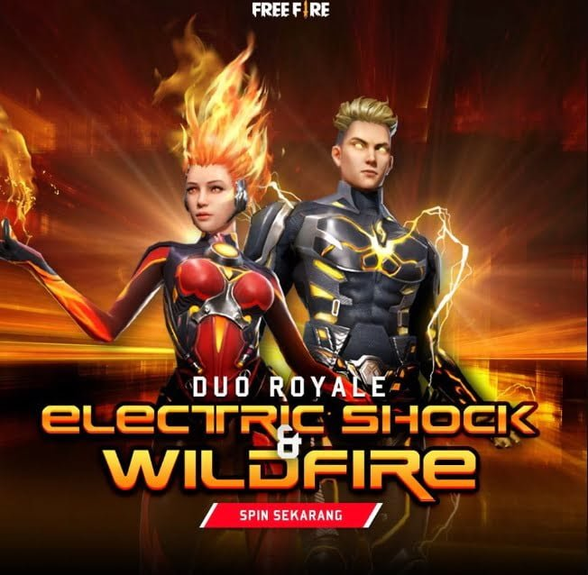 Duo Royale Electric Shock & Wildfire