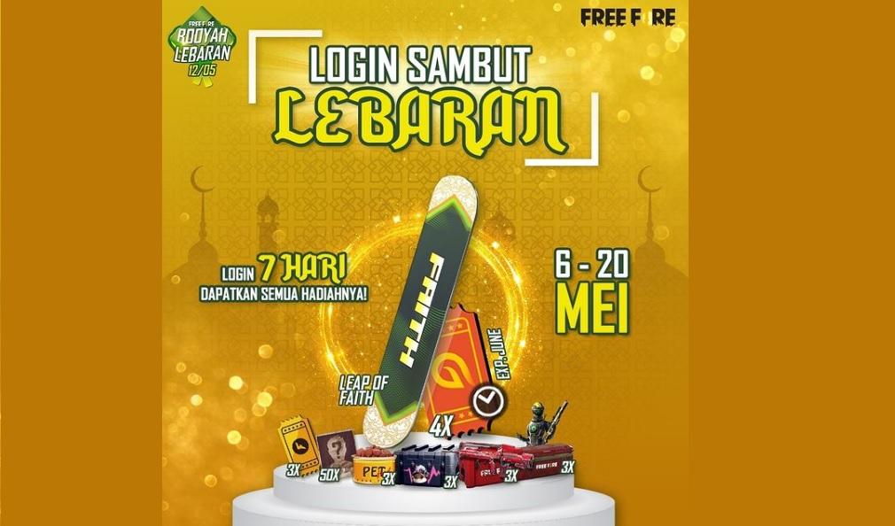 Event Lebaran Free Fire