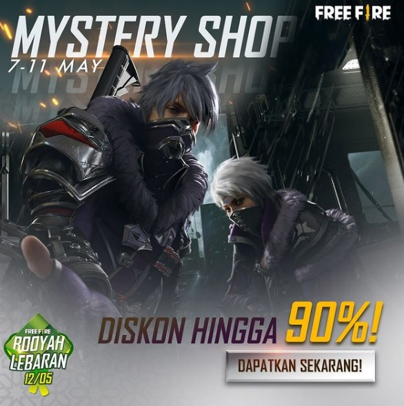 Mystery Shope Free Fire